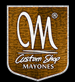 Mayones Guitars & Basses –  handmade in Poland since 1982. Best known for its custom models.