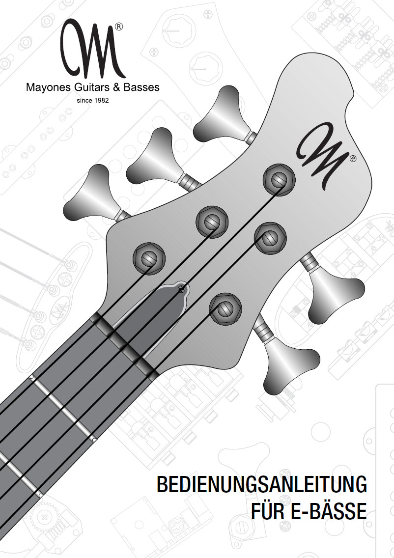 Bass Manual - German
