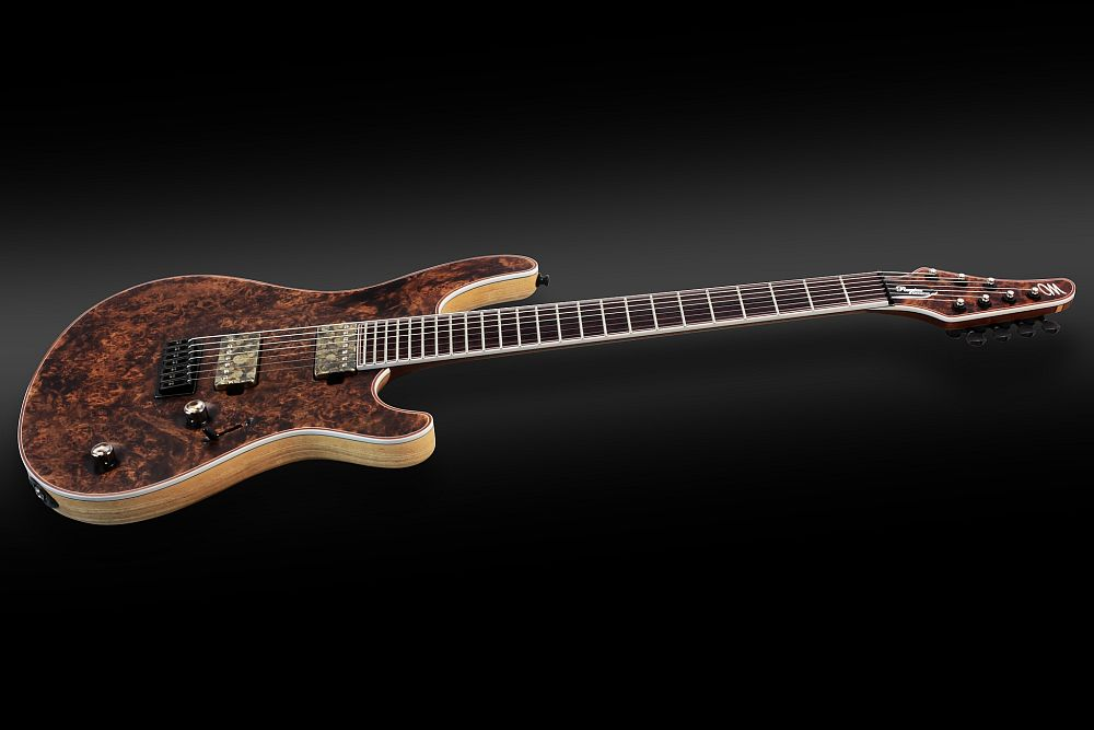 Mayones Regius 7 Cinnamon - Master Builder Collection 2013