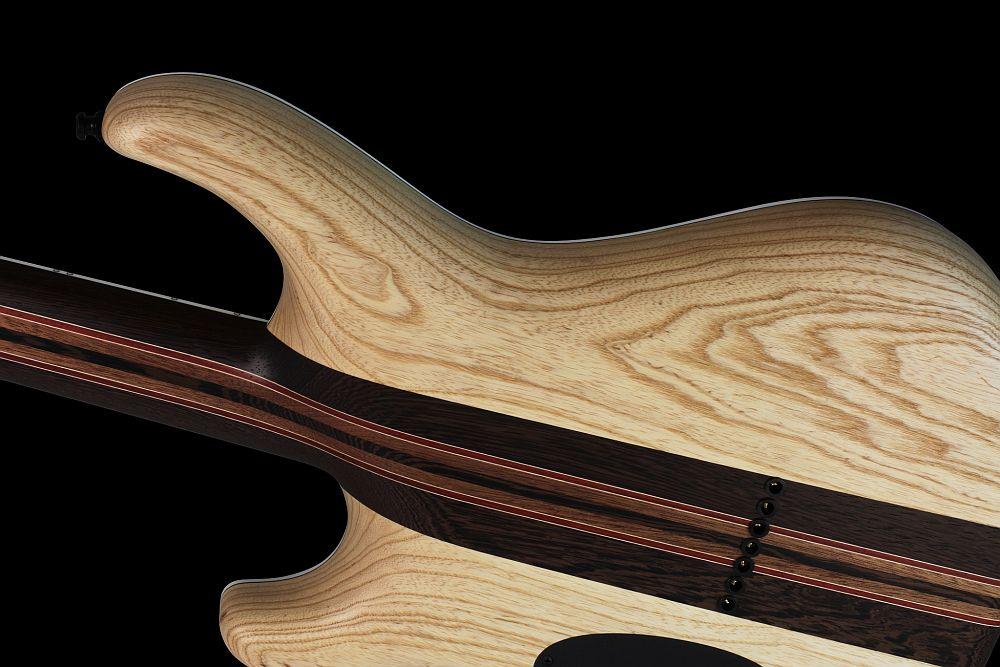Mayones Regius 7 Wasabi - Master Builder Collection 2013 - slim contoured body, neck-thru-body construction