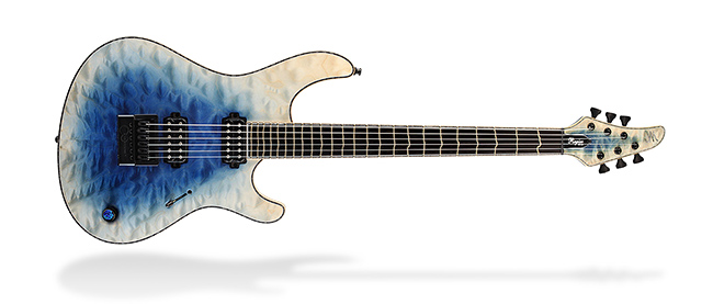 Mayones Guitars & Basses Djentlemen Series