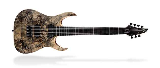 Mayones Guitars & Basses Duvell Series