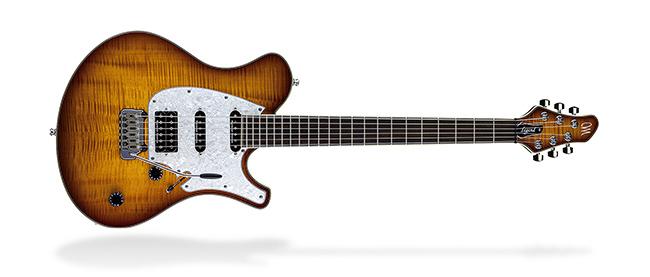 Mayones Guitars & Basses Legend Series