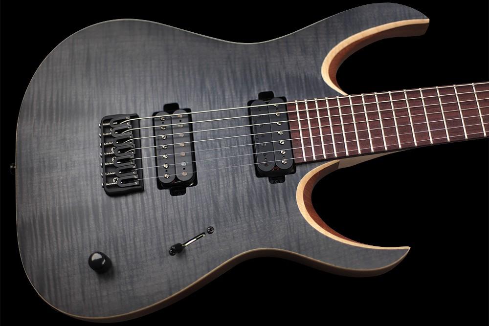 Duvell 7 (Discontinued) • Mayones Guitars & Basses