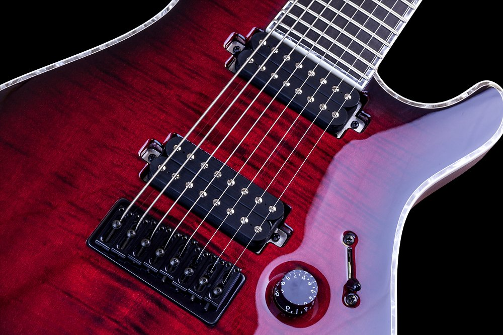 Regius 8 Mayones Guitars Basses