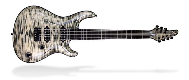 Mayones Guitars & Basses Regius Series