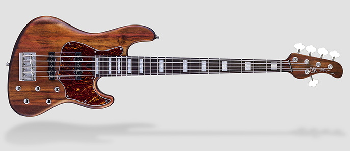 Jabba Hadrien Feraud 5 Signature Bass