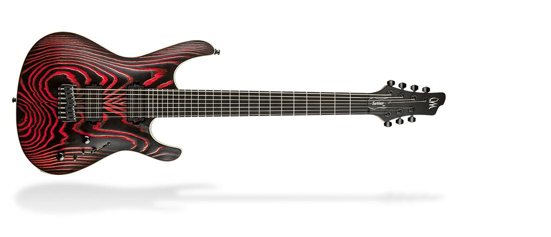 Setius AK1 7 – Acle Kahney Signature Guitar
