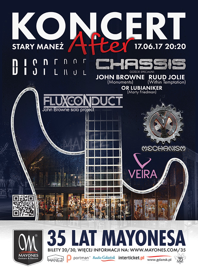 35 Lat Mayonesa – Koncert AFTER