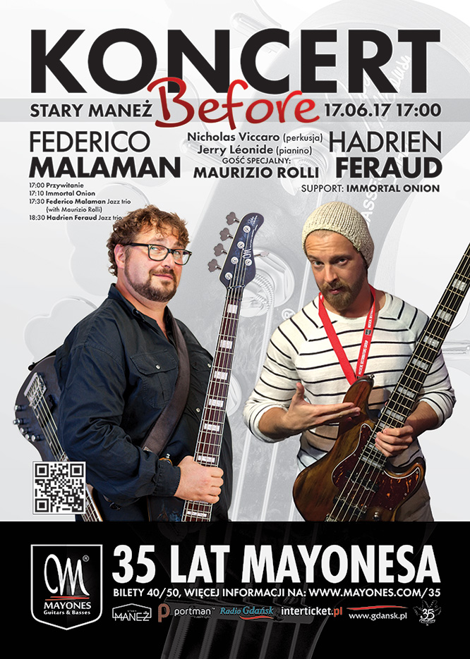 35 Lat Mayonesa – Koncert BEFORE
