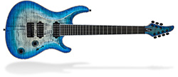 Regius Core 7 -Jeans Black 3-Tone Blue Burst