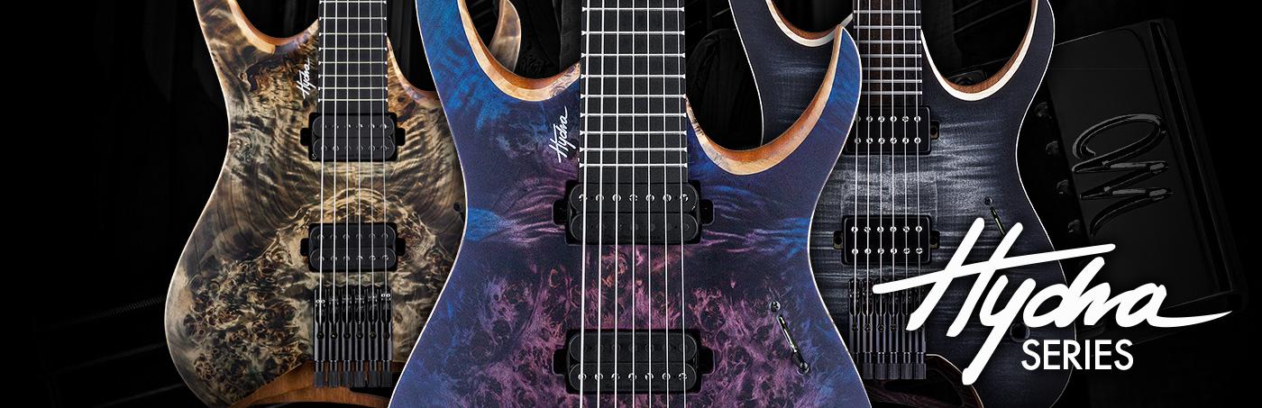 Hydra - Headless Guitars
