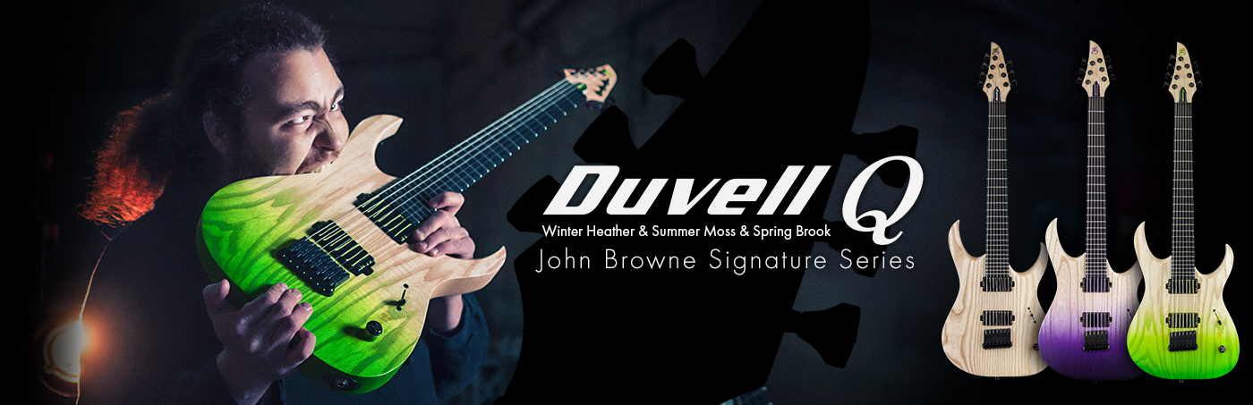 Duvell Q - New John Browne Signature Series