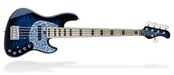 Jabba Classic 5 2018 - Dirty Blue Burst