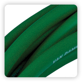 Green Mayones Van Damme / Neutrik Cable