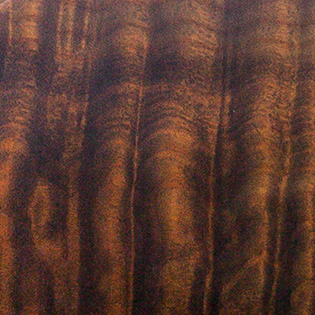 Antique Black - Quilted Maple TEW
