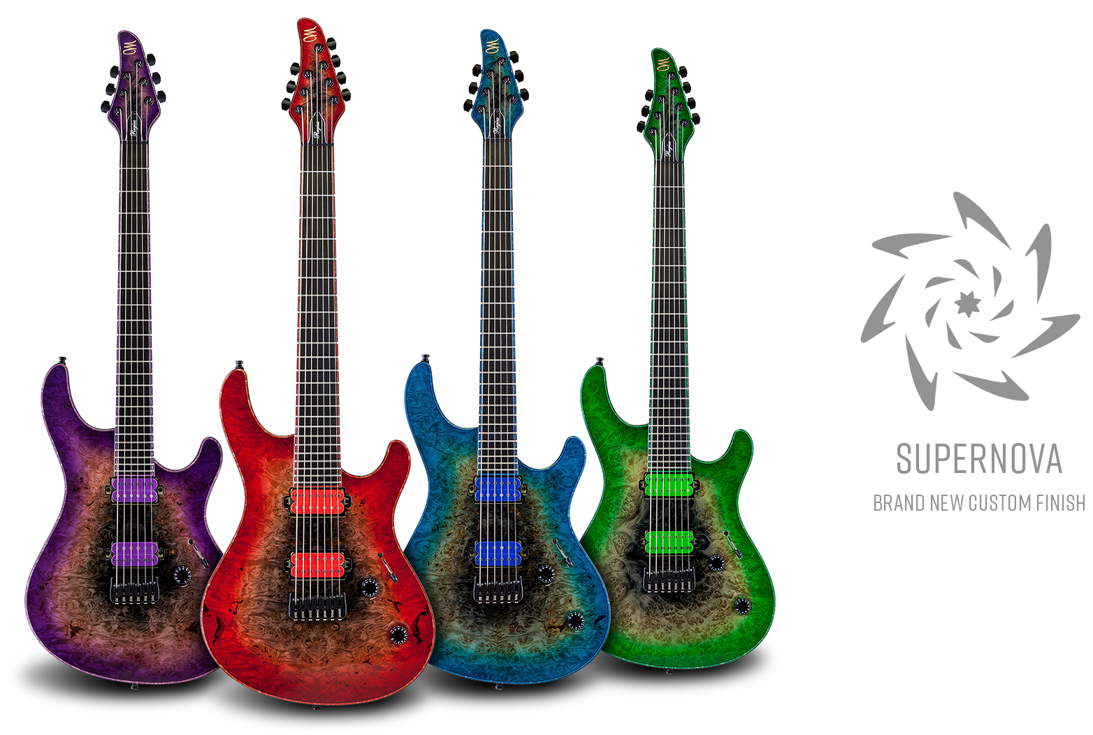 Supernova – Brand New Custom Finish