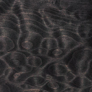 Antique Black (Quilted Maple)