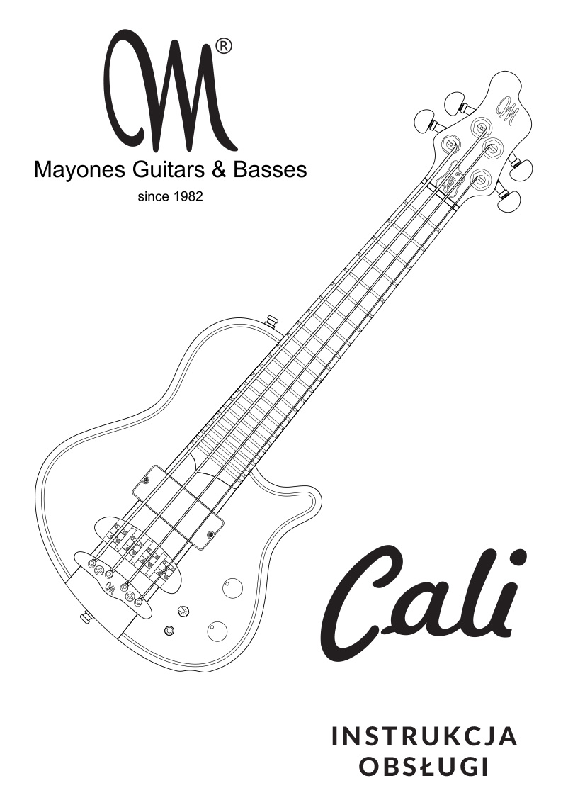 Cali 4 Manual - Polish